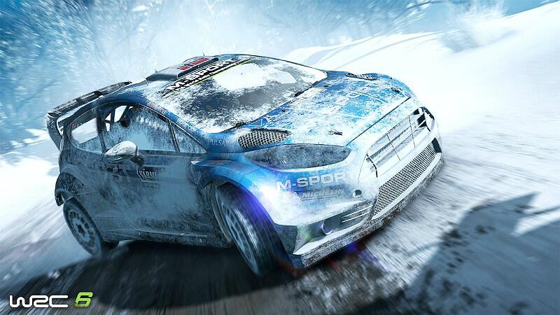 WRC 6 FIA
