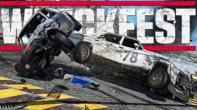 Wreckfest Racing