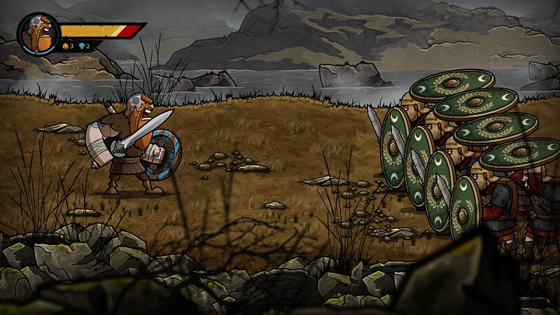 Wulverblade Gameplay