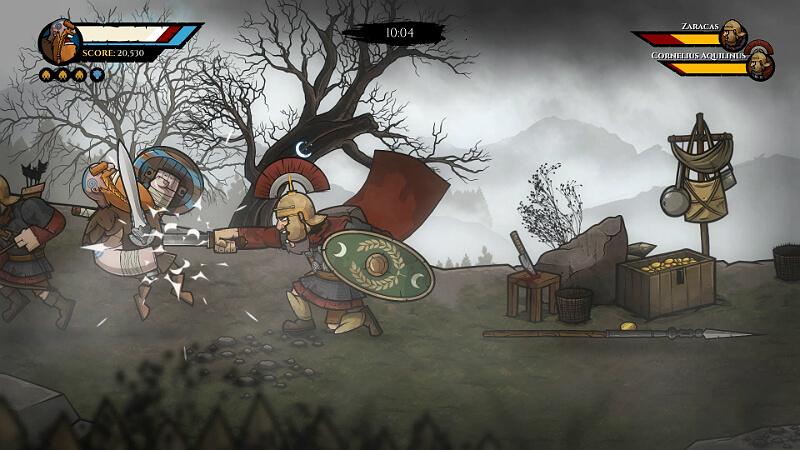 Wulverblade Screenshots