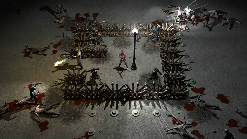 Yet Another Zombie Defense HD Download
