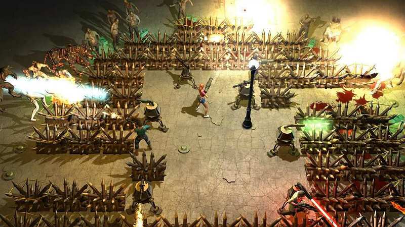 Yet Another Zombie Defense HD Review