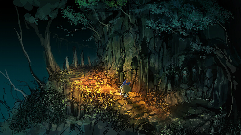 Yomawari: Midnight Shadows Download