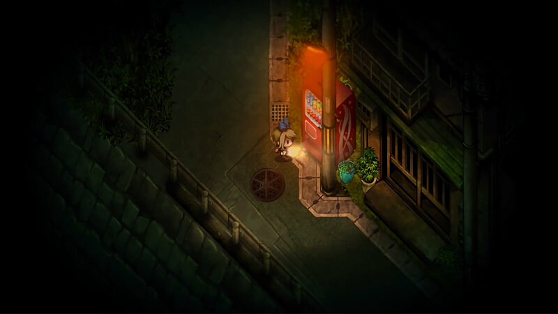 Yomawari: Midnight Shadows Game