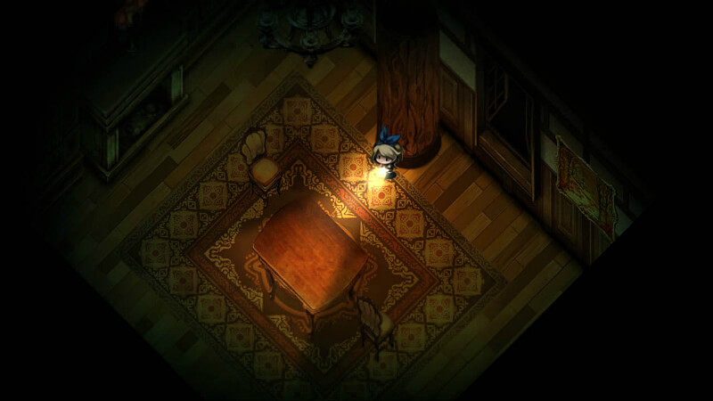 Yomawari: Midnight Shadows Screenshots