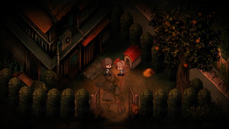 Yomawari: Night Alone Gameplay