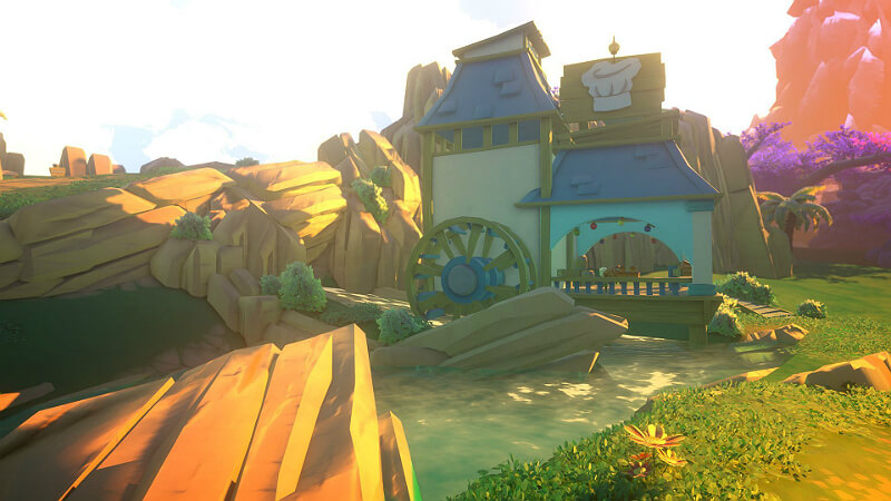 Yonder: The Cloud Catcher Chronicles Game