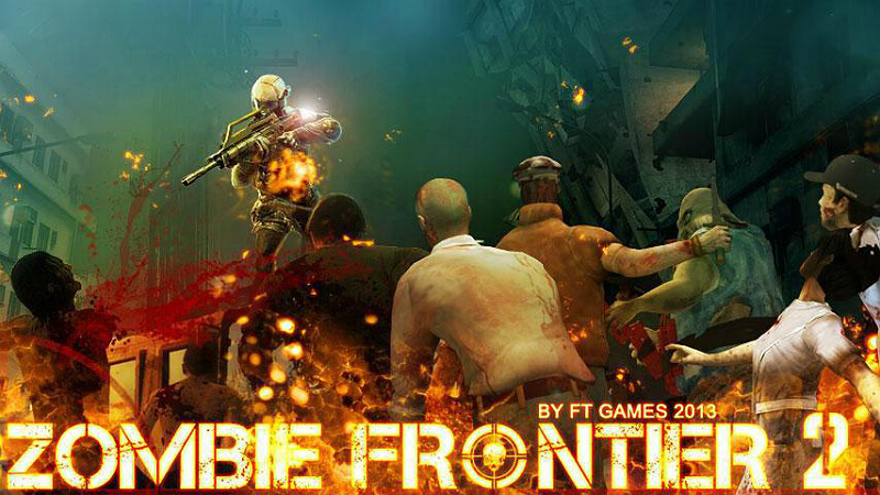 Zombie Frontier 2: Survive Android