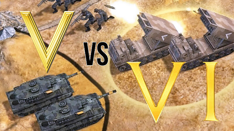 Civ 5 vs Civ 6