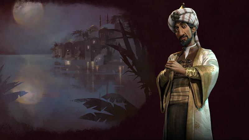 Civilization 5 Arabia