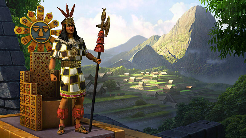 Civilization 5 Inca Guide