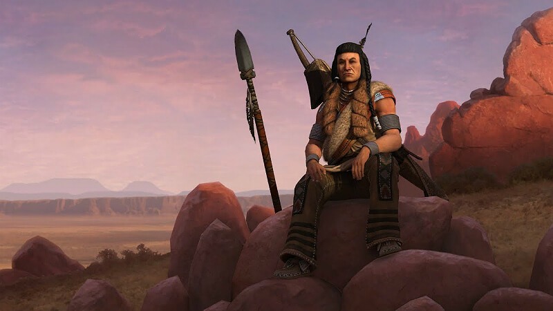 Civilization 5 Shoshone
