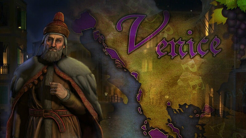 Civilization 5 Venice