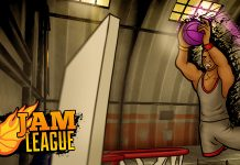 Jam League Basketball