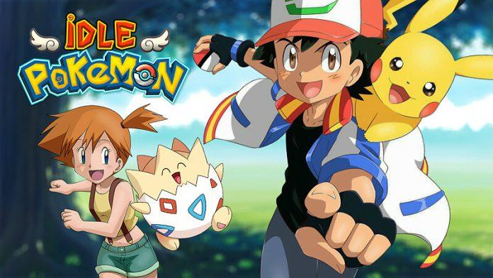 Pokemon Idle