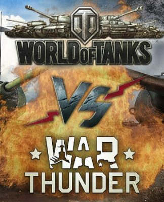 War Thunder vs World of Tanks