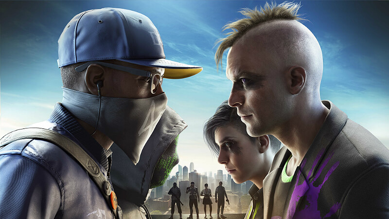 Watch Dogs 2 Maps