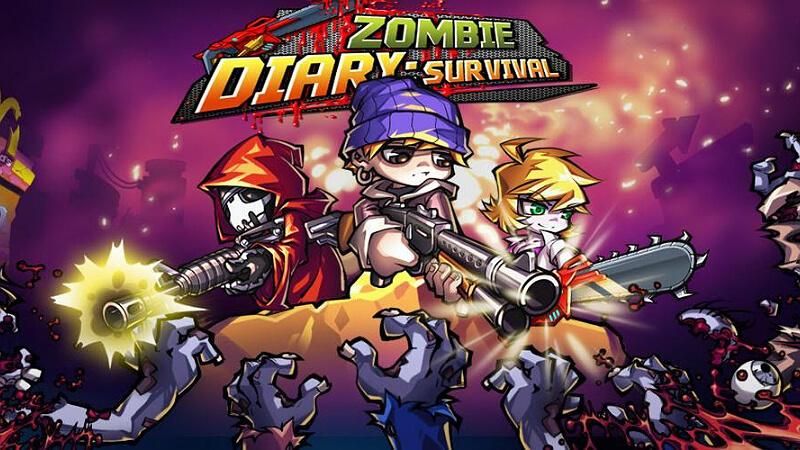 zombie diary 2 mod apk ios