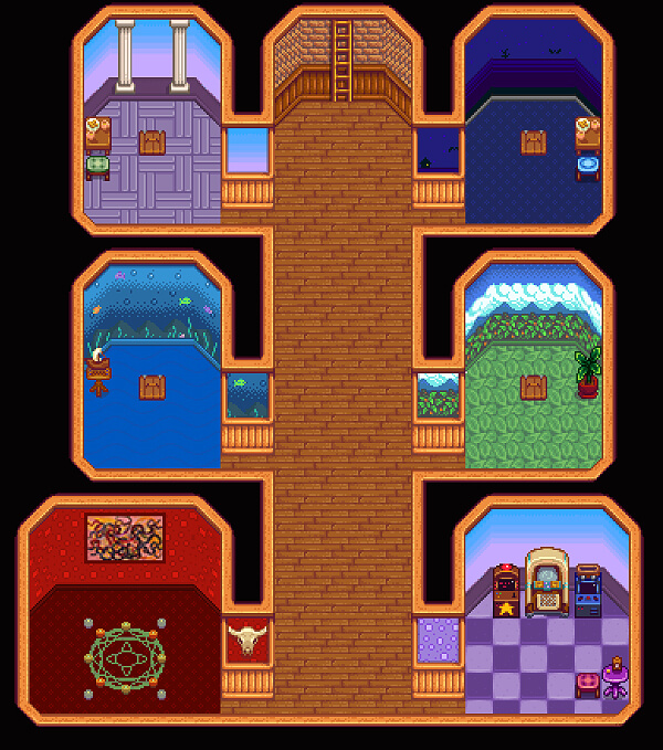 Stardew Valley: Bus Stop Storage - Download Mod (Map and
