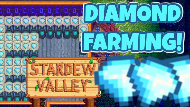 Stardew Valley Diamond