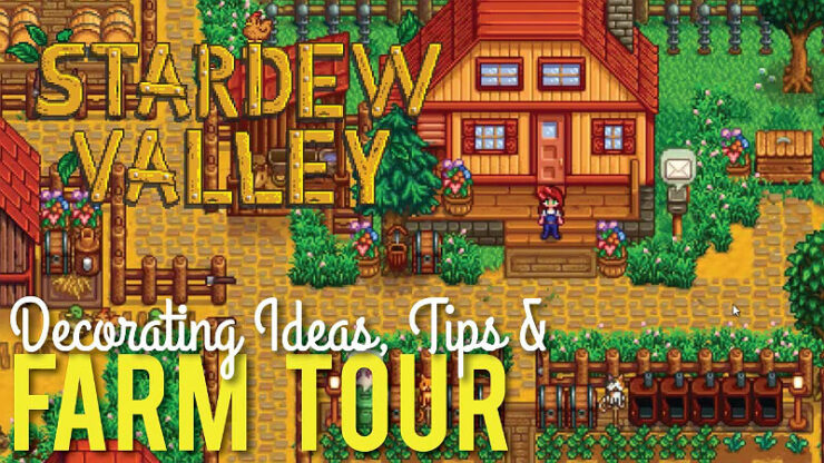 Stardew Valley Planner and Design