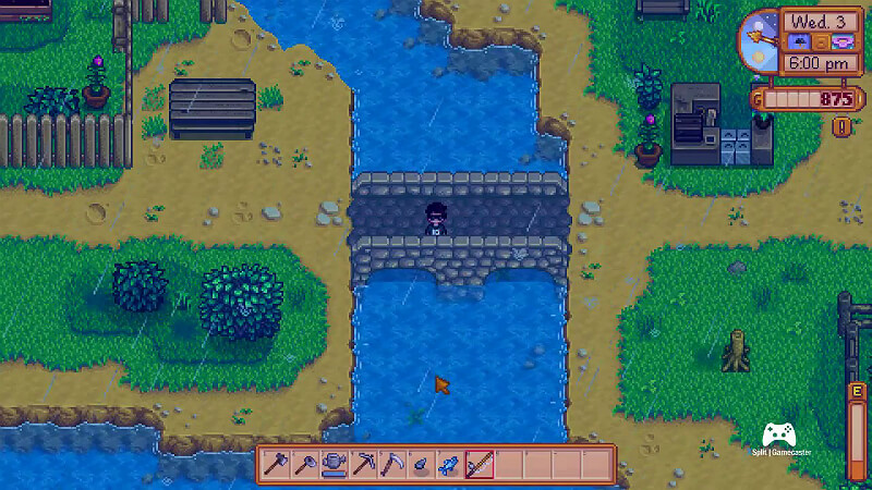 Stardew Valley Bream: The Big Fishing Questions | GamesCrack org