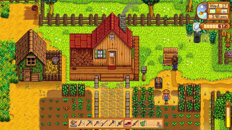 Stardew Valley Watering Can