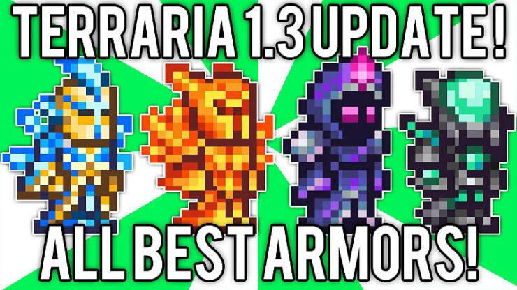 Terraria Armor
