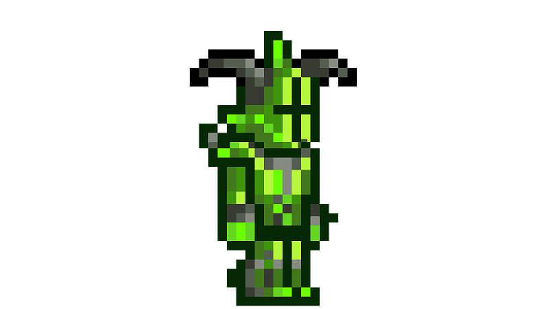 Chlorophyte Armor
