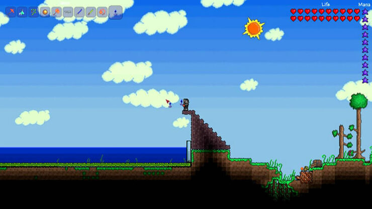 Terraria Fishing