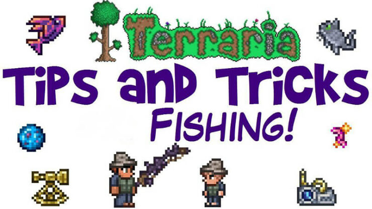 Terraria Fishing for Crates