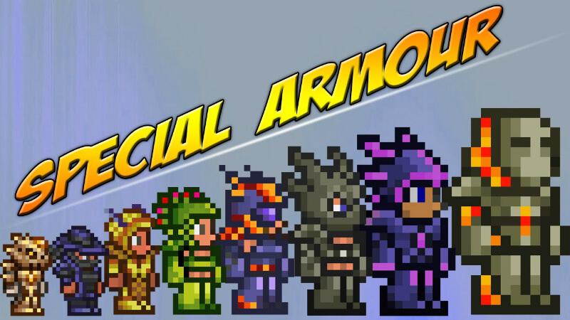 Hardmode Armors