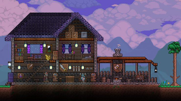 Terraria House