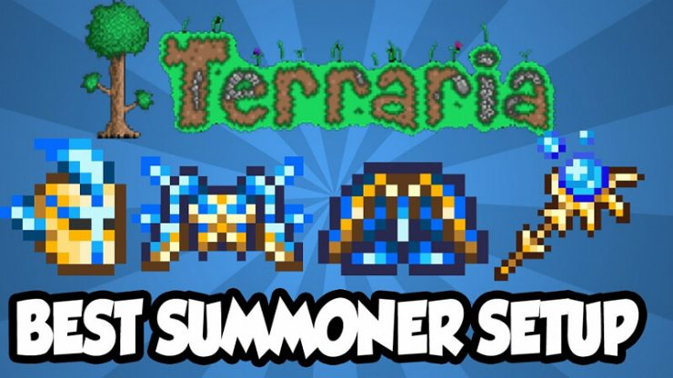 Terraria: Summoner Guide and Best Tips | GamesCrack org