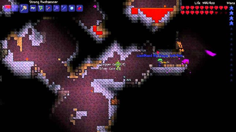 Underground Hallow