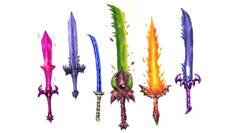 Terraria Weapon