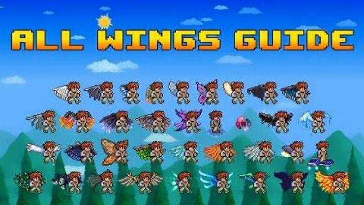 Terraria Wings
