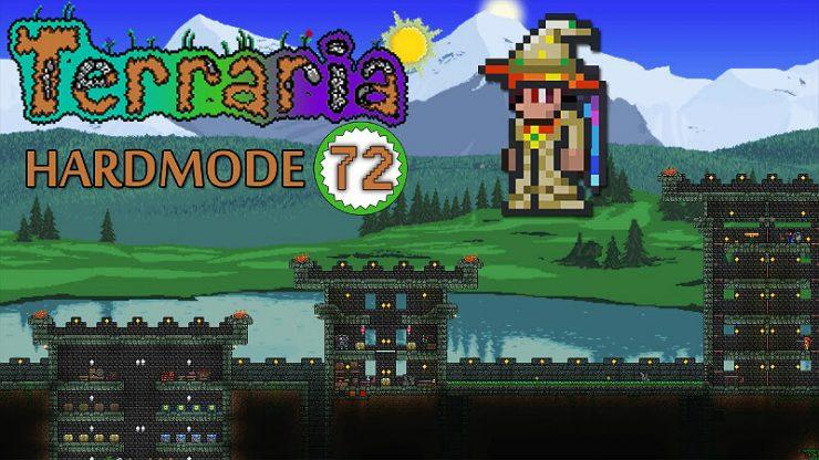 Terraria Wizard