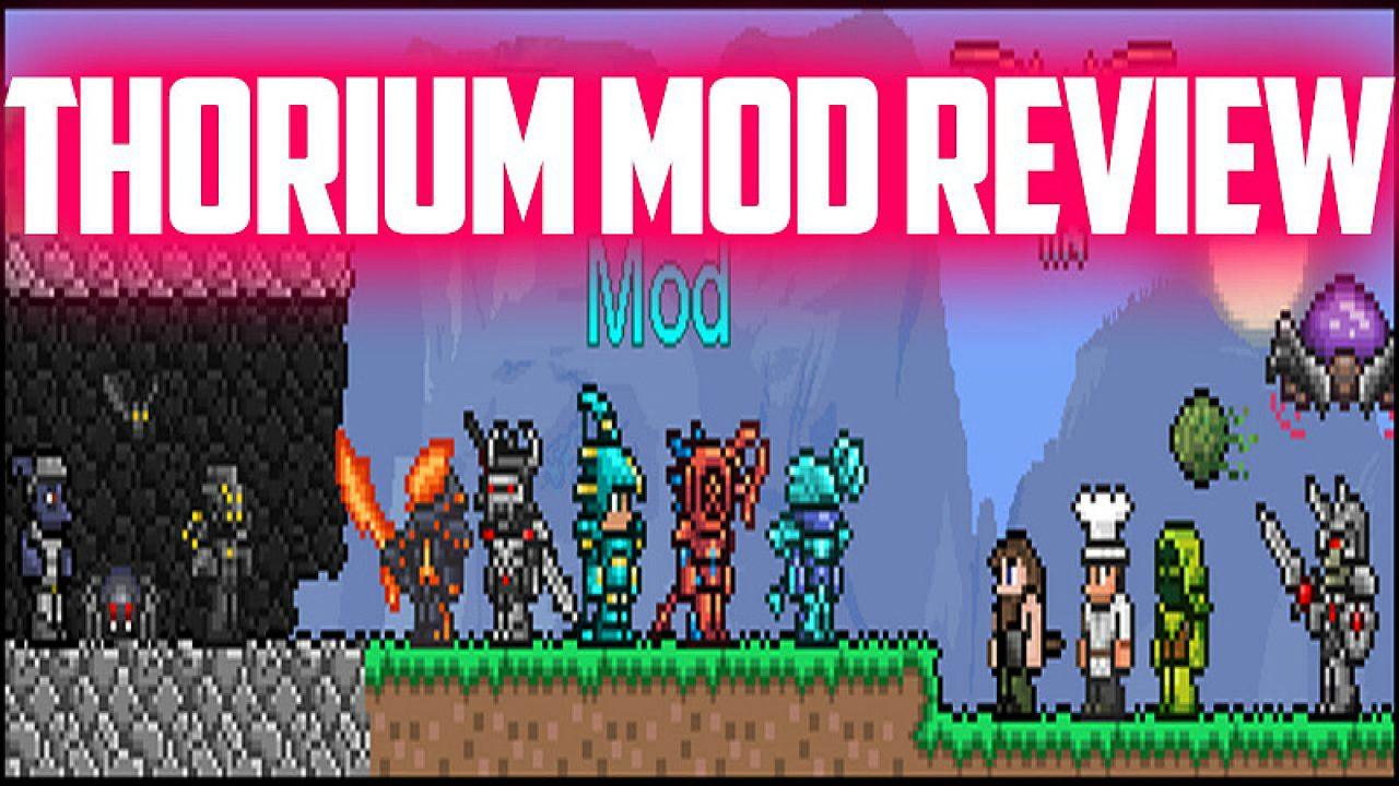 Terraria: Thorium Mod, Calamity or Spirit? Who is Better