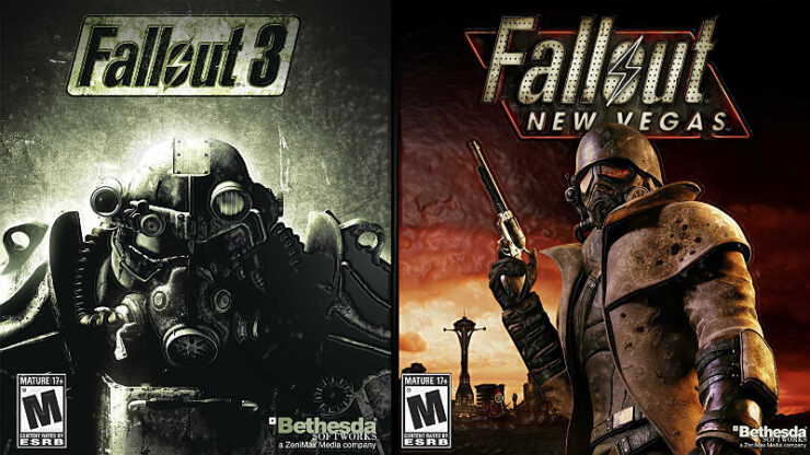 Fallout 3 and New Vegas: Start-up Guide on PS4 | GamesCrack org