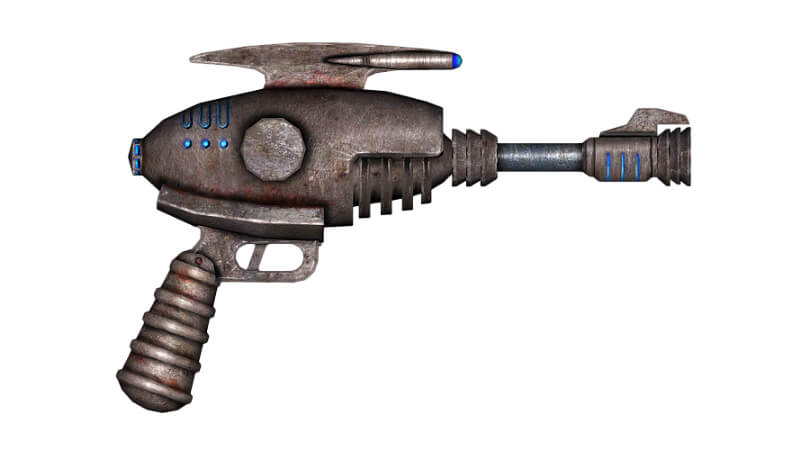 Alien Blaster