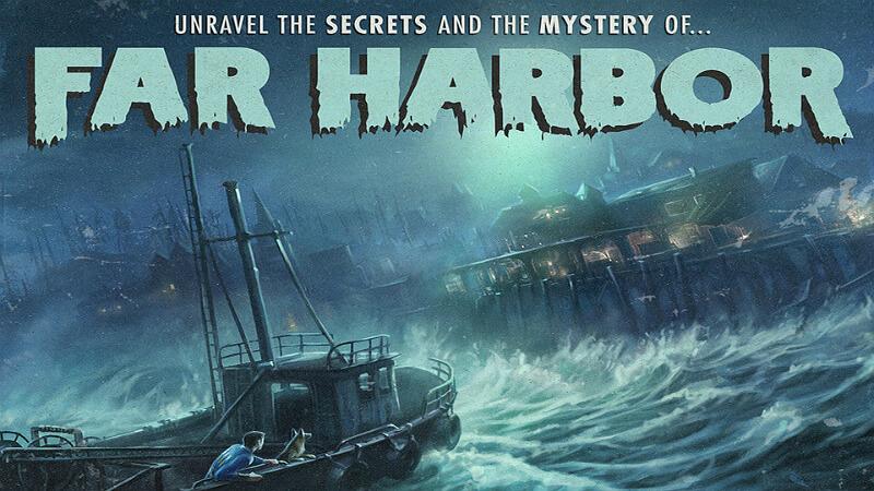 Fallout 3 Far Harbor