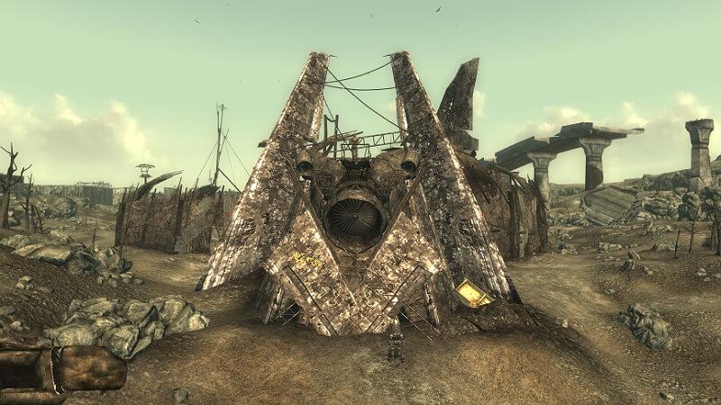 Fallout 3 Megaton
