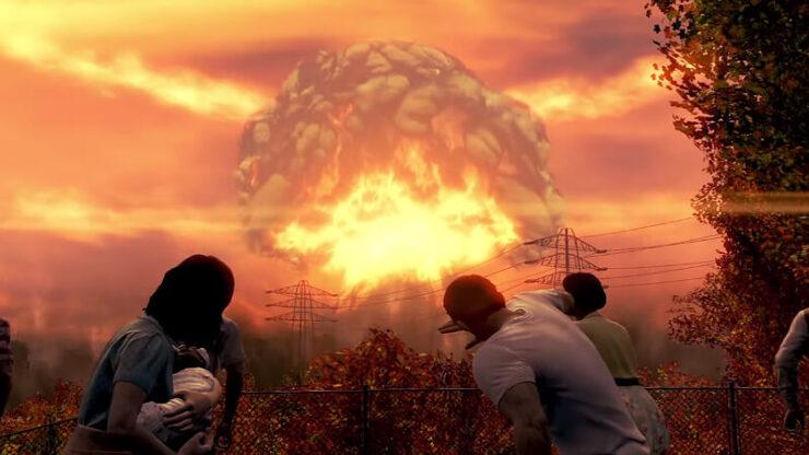 Fallout 3 Megaton Bomb