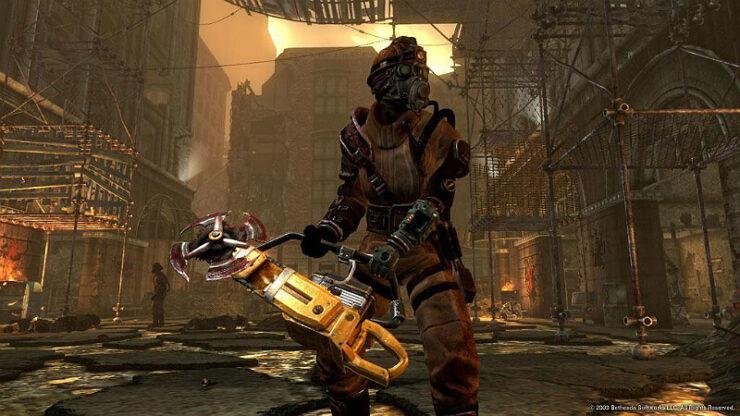 Fallout 3 Pitt