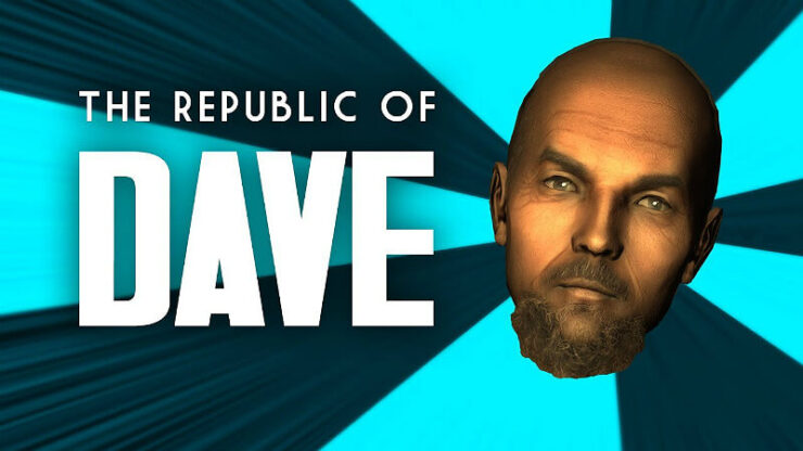 Fallout 3 Republic of Dave