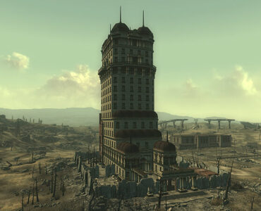 Fallout 3 Tenpenny Tower