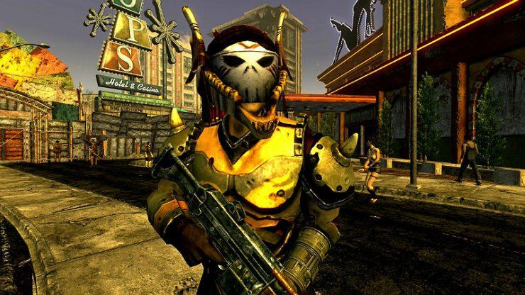 Fallout New Vegas Builds