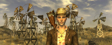Fallout New Vegas Woman