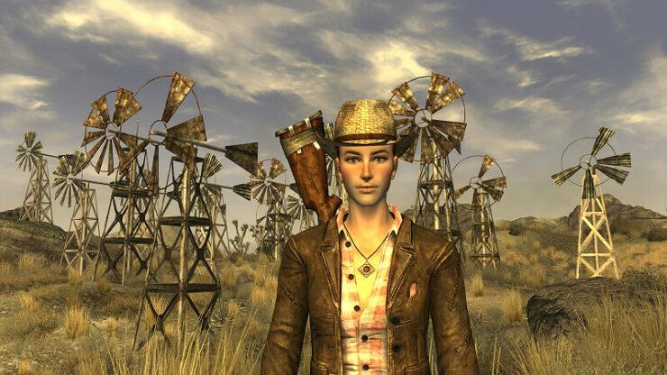 Fallout New Vegas Woman